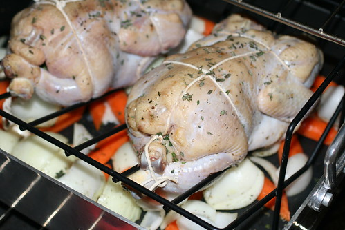 Roast Chicken. Run!