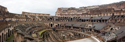The Colosseum - Panorama