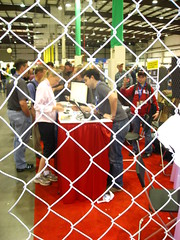 Bug Labs booth