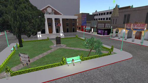 Hill Valley in SL