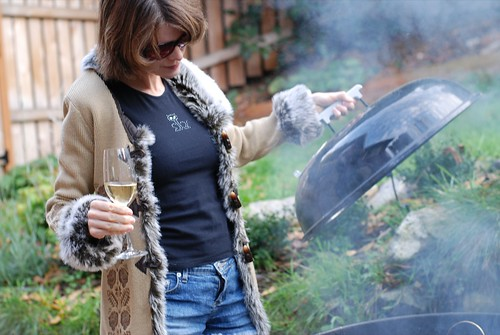 Tamra Myers, Girl On Grill Action