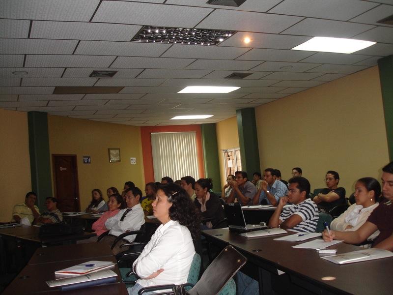Asistentes Jornadas de Gestión para Ingeniero