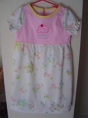 K.'s birthday dress