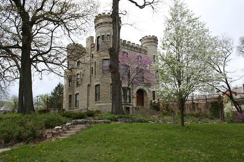The Unitarian castle