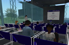 BDO Stoy Hayward Second Life Office Opening, care of depo consulting, Flickr
