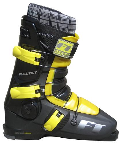 Full Tilt Bumble Bee Ski boots