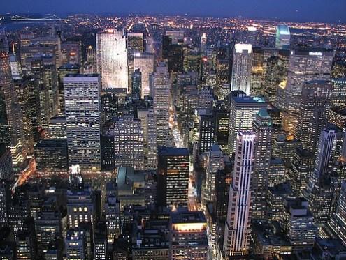 New York, desde el Empire State