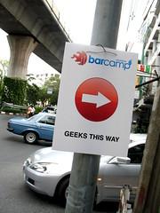 geeks this way