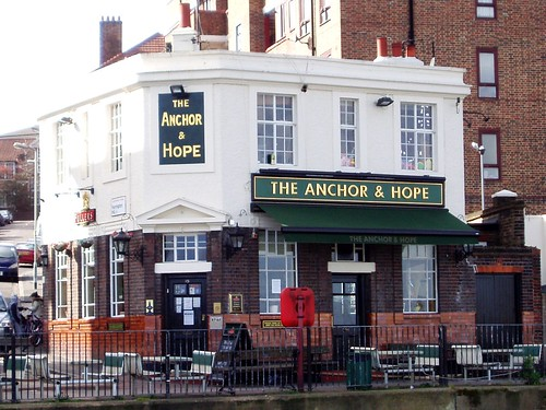 The Anchor and Hope (Upper Clapton E5)