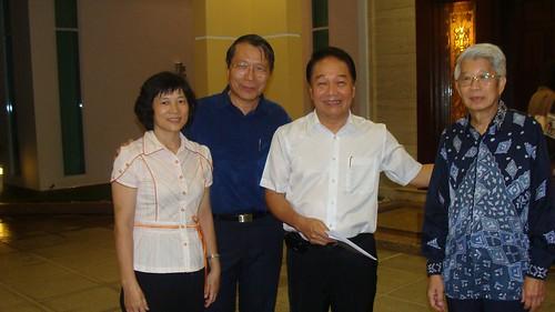 Rev Dr & Mrs Tiong