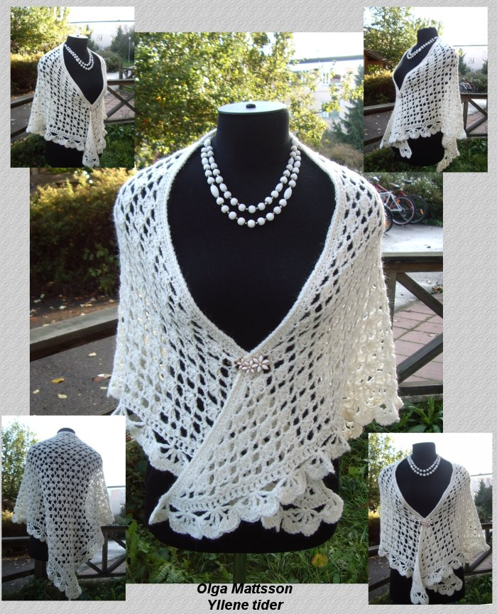White shawl