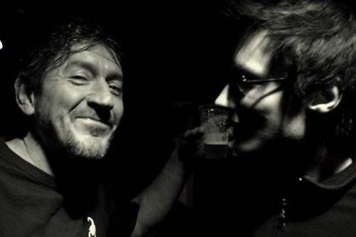 Michel Berghs & Jan Lagrain (Netwaves/Radio Scorpio)