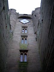 Warwick Castle Entrance