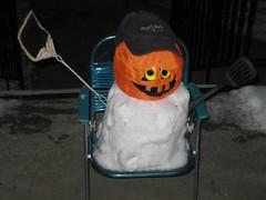 Snow Bucket Man 2