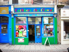 Cuthbert the Clown