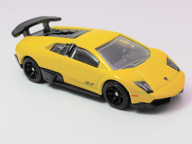 hot wheels speed machines lamborghini murcielago LP 670-4 SV (2)