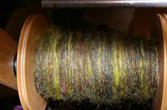 Spinning again!