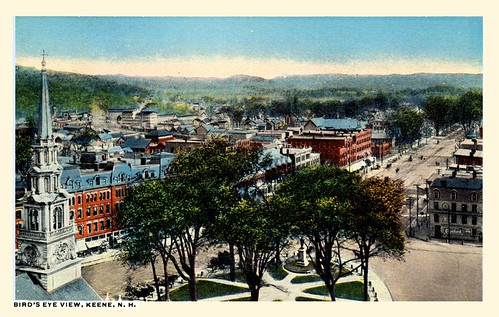 Overlook photo of Keene NH