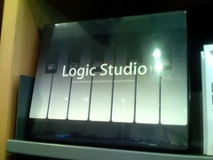 Logic Studio on the Shelf | Cupertino, CA