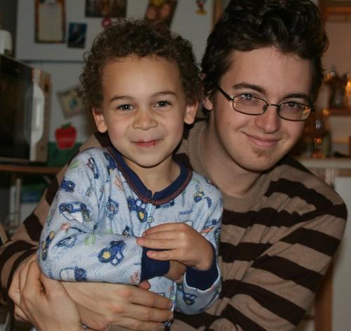 Aidan & Adam