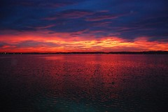 tramonto a sirmione