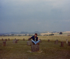 Jeremy at Woodhenge