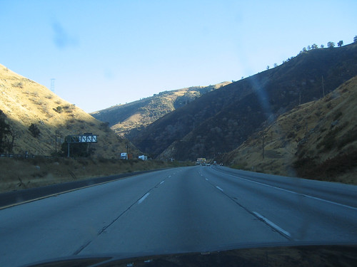 Day 12 - Grapevine Pass