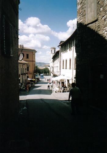 Gubbio - Rione S.Andrea