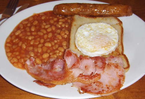 Almost Full English