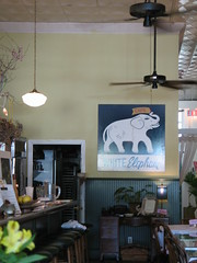 The White Elephant, Augusta, Georgia, June 2008,photo © 2007 by QuoinMonkey. All rights reserved.