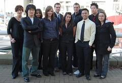 Vancouver Film School 'Entertainment Business Management' Graduating Class