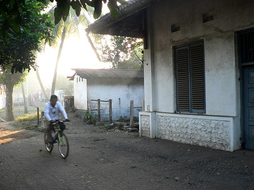 Balung Old Train Station