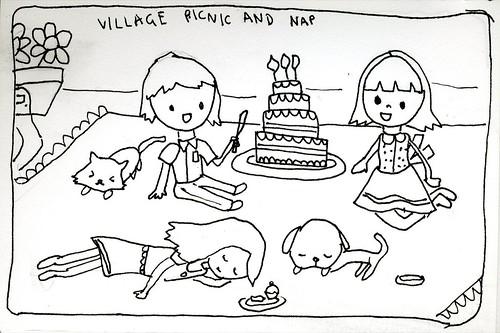 village fete 3