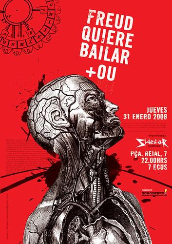 Freud Quiere Bailar + OU