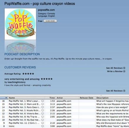 PopWaffle.com