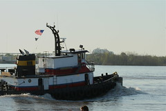Tug on the Mississippi