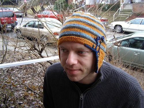 silouette hlemet hat