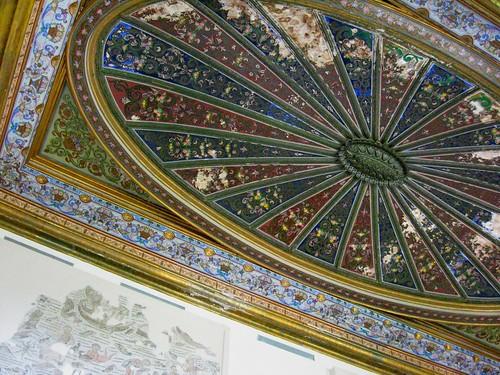 Bardo ceiling
