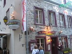 Lapin Sauté, Québec City