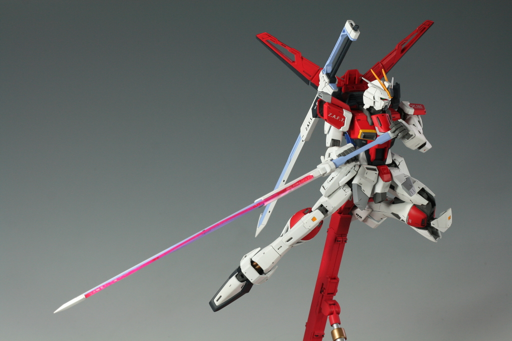 MG ZGMF-X56S/β Sword Impluse 巨劍脈衝 - Mobile01