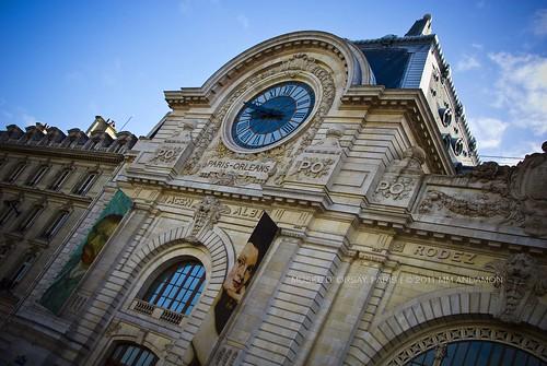 Musée d'Orsay Facade
