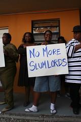 No More Slumlords!