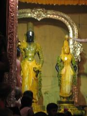 Sandal Thirumanjanam