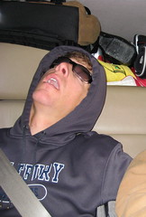 Josh snoring