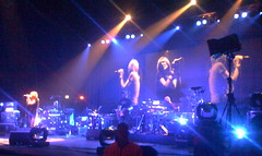 Portishead on Stage