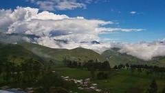 ... Riobamba nach Alausí ist wunderschön!