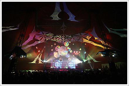 glade festival 2007 via graham