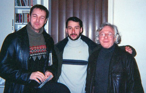 Agust�n Alegre, Carlos de Abuin e Hilario Camacho