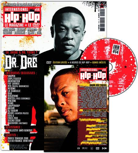 International Hip-Hop #14 en kiosque ! by Pegasus & Co