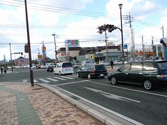Traffic Jam to Miyajidake shrine / 宮地岳神社に向かう渋滞